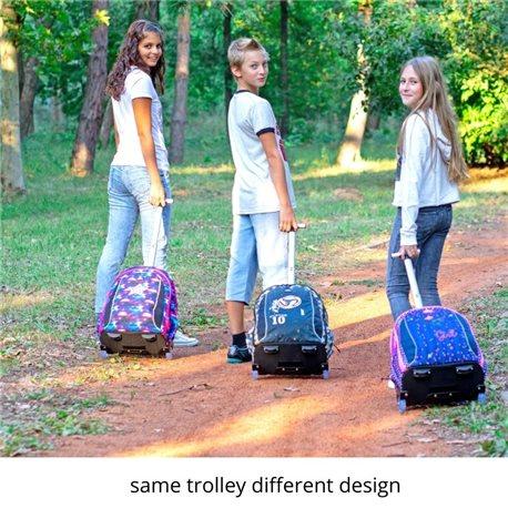 Rugzak Trolley verschillende designs