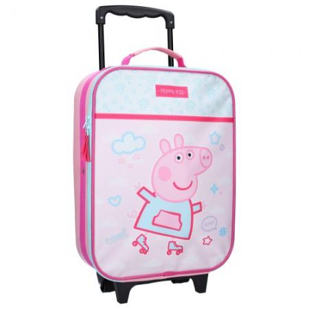 Trolley Peppa Pig