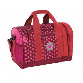 Sporttas Dottie Red