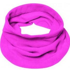 sjaal met col roze