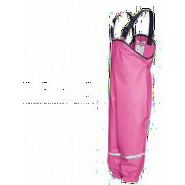 Regenbroek Bretels Roze