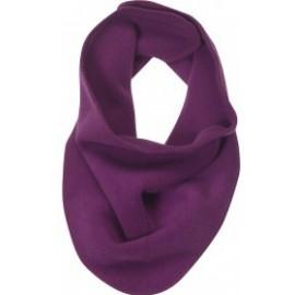 Fleece sjaal donker blauw