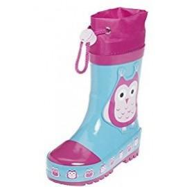 meisjes regenlaarzen Uil Playshoes