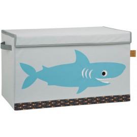 Speelgoedkist Haai