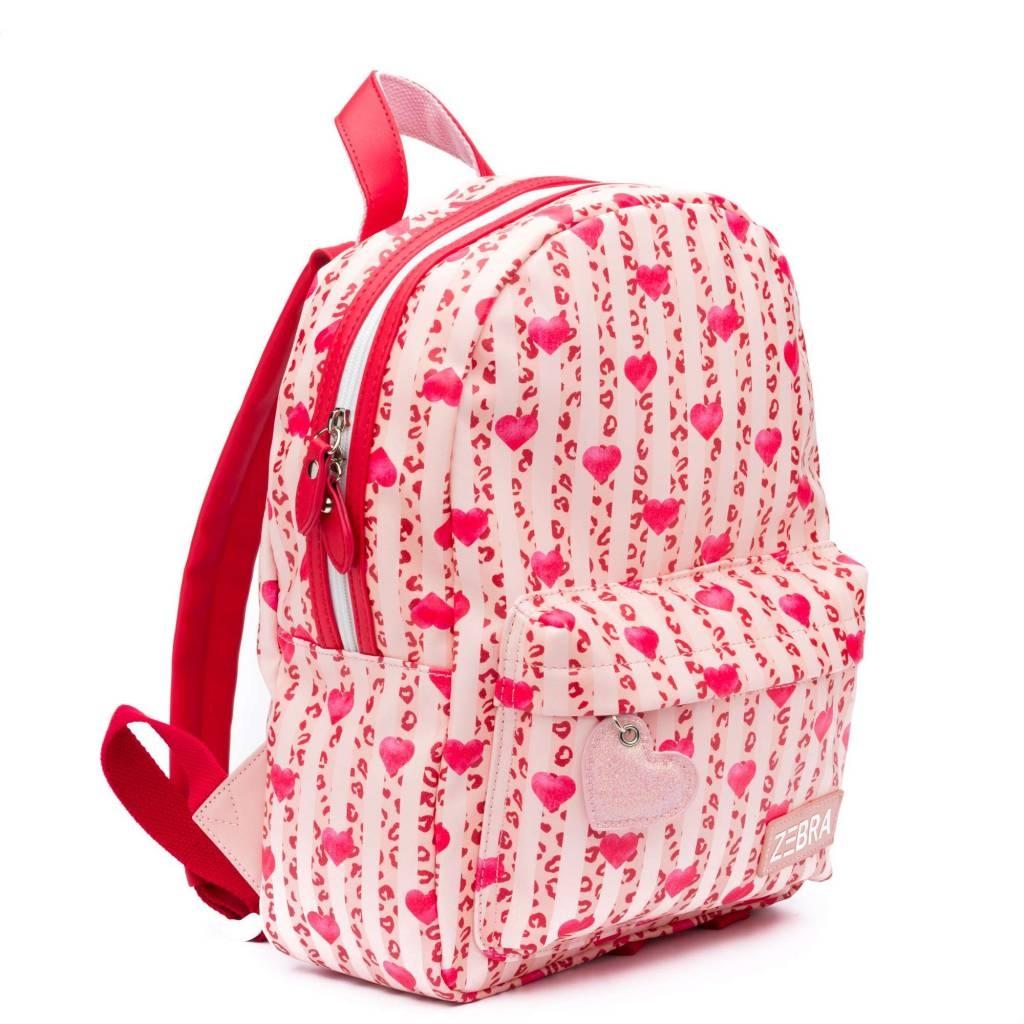 6021b786f1c Schooltas | rugzak Meisjes Leo & Heart online kopen bij StoereKindjes