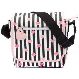 Schouder tas Stripes & Hearts