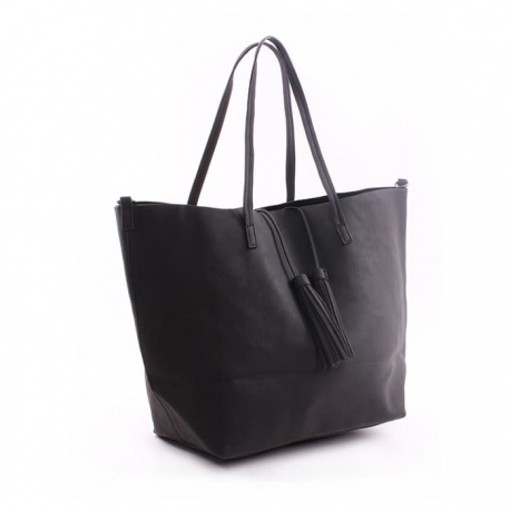 Shopper Hyde Park - black