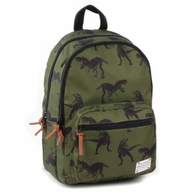 Rugzak Skooter Animal Kingdom L - Army