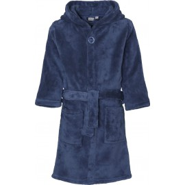 badjas Navy - Fleece