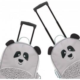 Trolley Panda 3D Lassig
