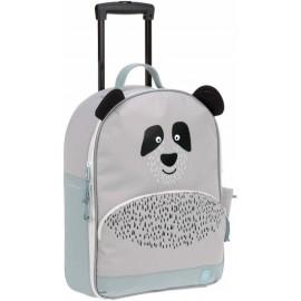 Koffer Panda 3D Lassig