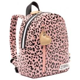 Rugzak Pink Spots-S Zebra Trends