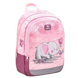 Rugzak Olifant - roze - mini kiddy