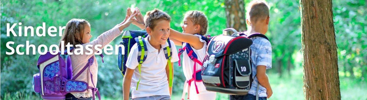 Schooltas kind kopen? De leukste kinder schooltassen bij StoereKindjes
