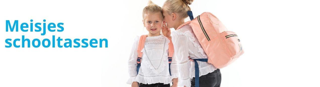 Schooltas meisje kopen? Meisjes schooltassen kopen bij StoereKindjes
